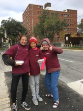 St. Matthews Youth Group in walk-a-thon raising funds for Centretown Emergency Food Centre